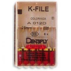 Limes (K-file) - Maillefer Dentsply