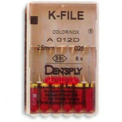 Limes (K-file) - Maillefer Dentsply