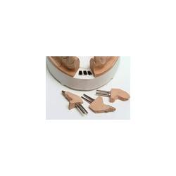 Bi-V-Pin avec gaine métallique /1000