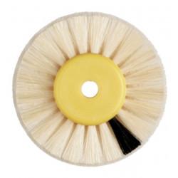 Brosse circulaire en soie /12