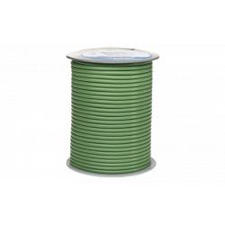 CONSEQUENT Fil de cire en bobine vert émeraude