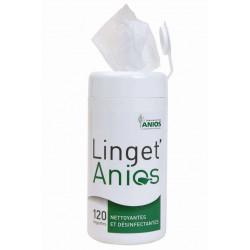 Lingettes Anios - Boite de 120