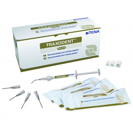 Traxodent Pack + Embouts TRAPACK-25