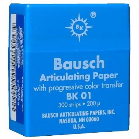 Papier à Articuler BK01 200µ Bleu